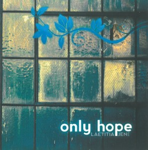 CD ONLY HOPE Front cover