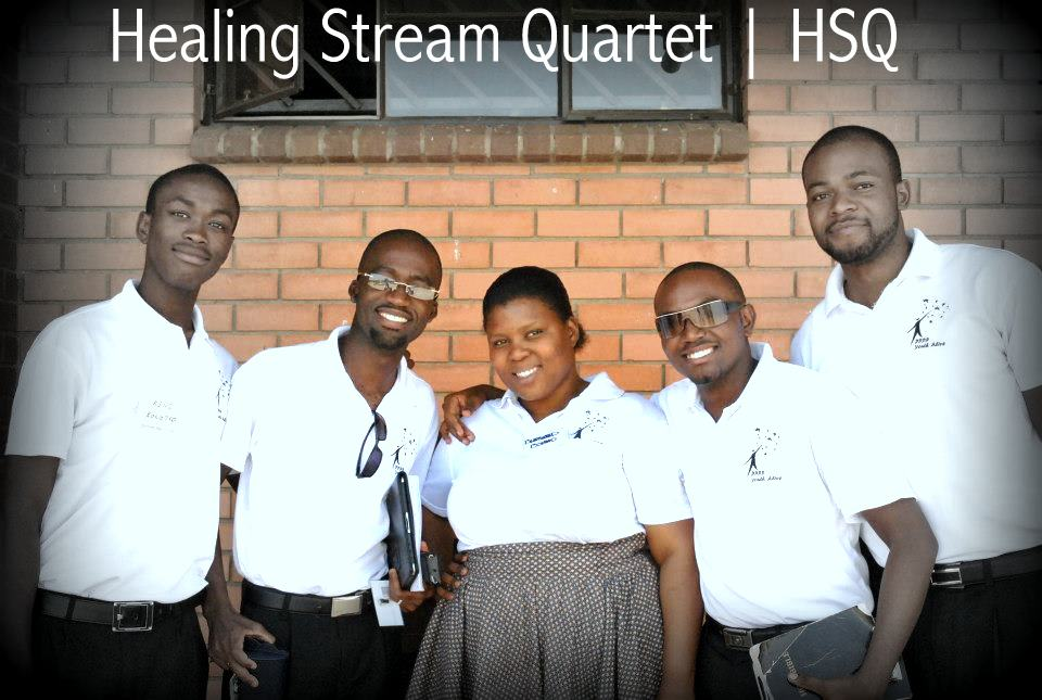 Healing Stream Quartet